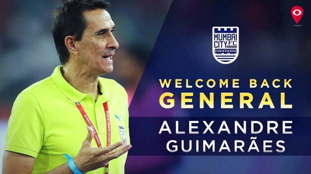 Mumbai City FC retains manager Alexandre Guimarães for ISL 2017/18