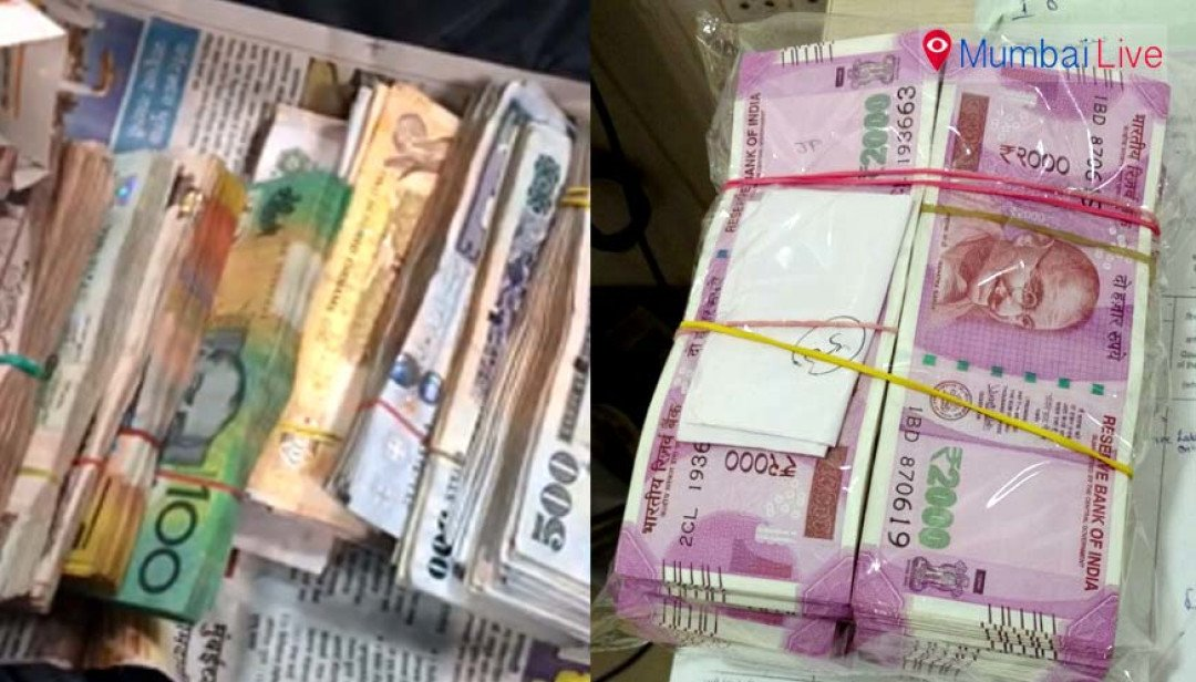 4 arrested at Mumbai airport, currency seized