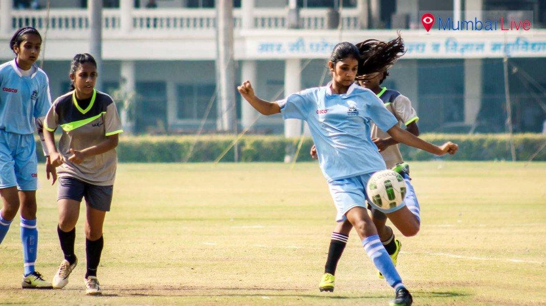 फुटबॉल स्पर्धेत 'मुंबई जिल्हा एफए'ची बाजी