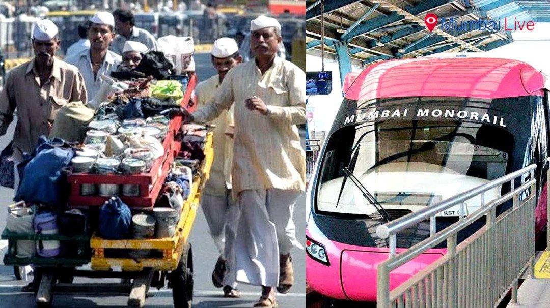 Dabbawalas back demand for Vitthal Mandir monorail station