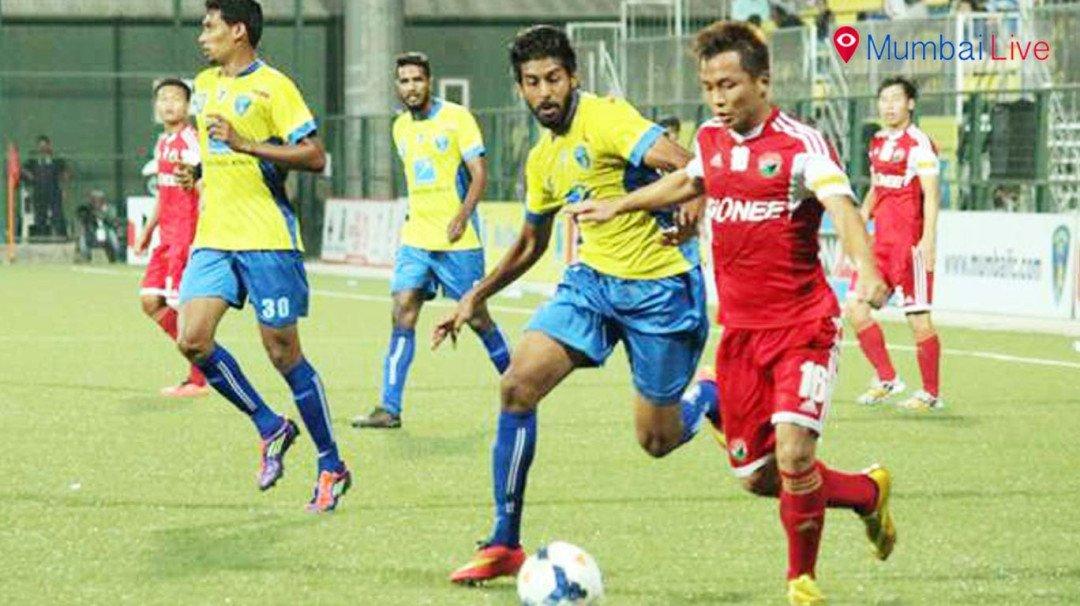 Mumbai FC take on DSK Shivajians in I-League game