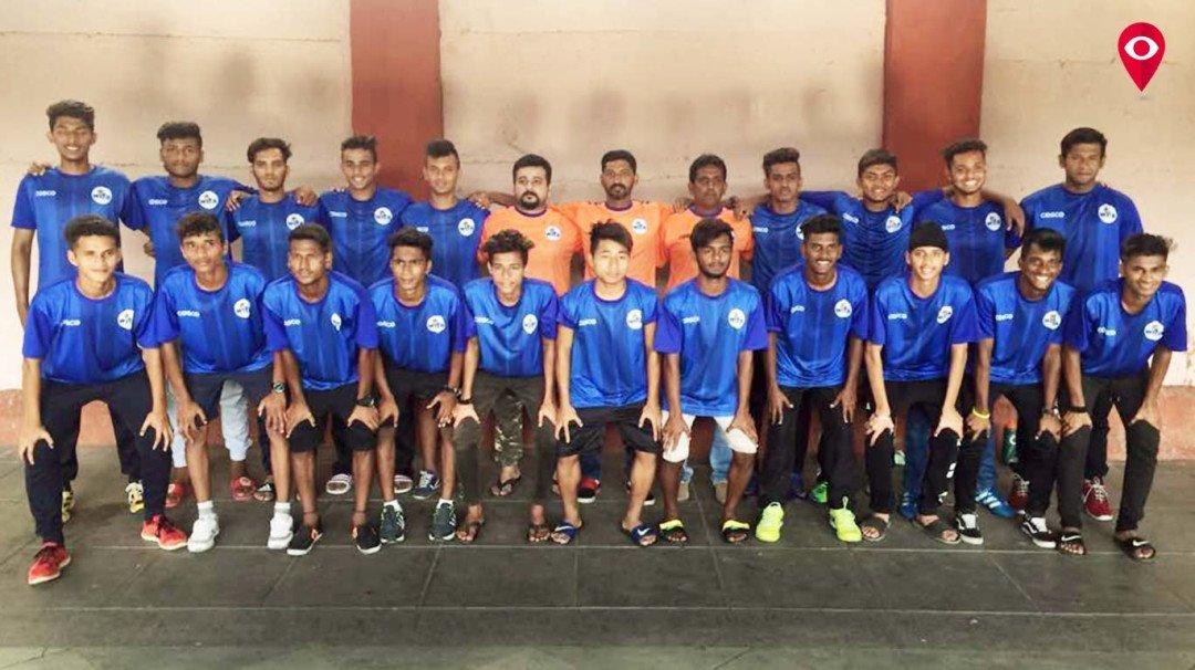 ज्यूनिअर राष्ट्रीय फुटबॉलसाठी मुंबईचा गॅस्टन डिसिल्व्हा महाराष्ट्राचा कर्णधार