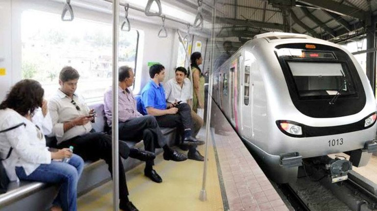 उपलब्धि : नवंबर महीने में 1 करोड़ से अधिक यात्रियों ने मेट्रो से की यात्रा
