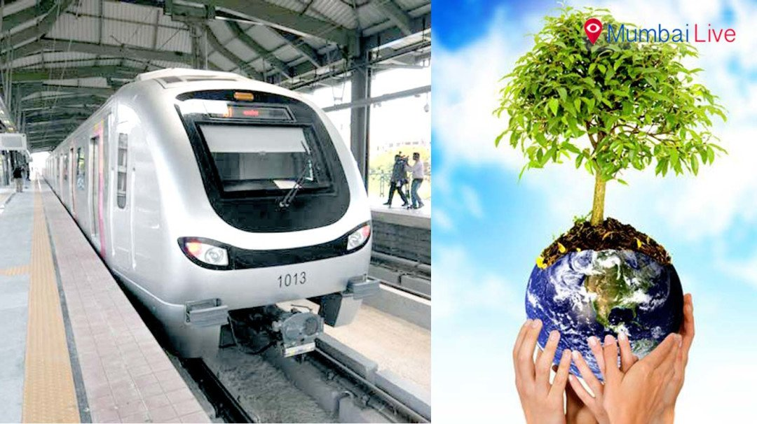 ठाणे जाने वाली मेट्रो का कार्य जल्द होगा शुरू