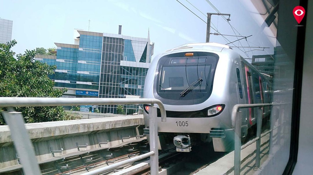 Good news commuters! Metro-8 to connect Mumbai and Navi Mumbai