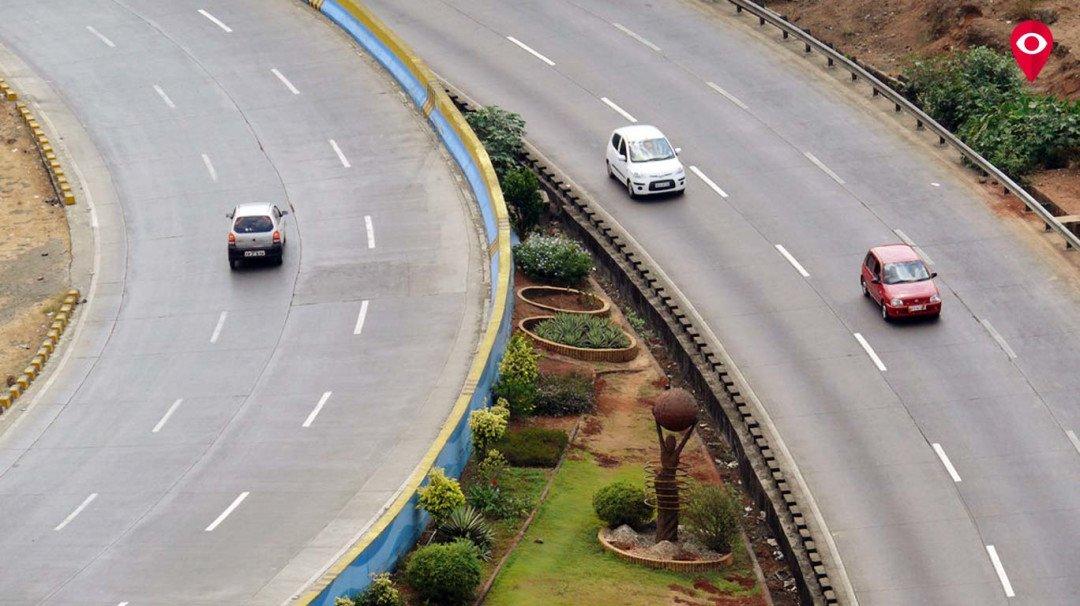 Mumbai-Pune Expressway develops numerous cracks in its panels