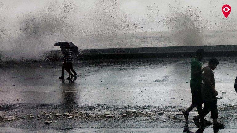 अगले दो दिनों मुंबई में जोरदार बारिश की आशंका