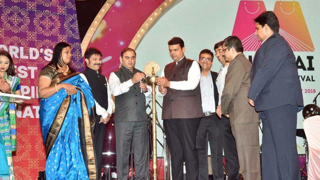 मुंबई शॉपिंग फेस्टीवल से ब्रैंड मुंबई का नाम होगा स्थापित – मुख्यमंत्री