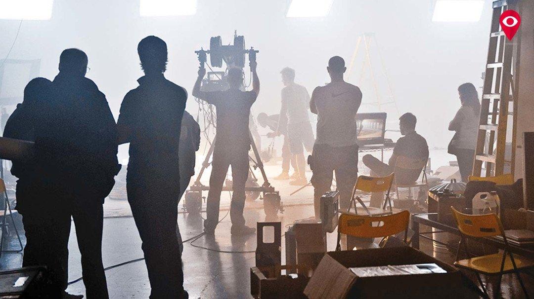 Studios of Mumbai - where the action unfolds
