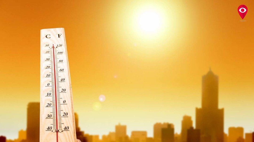 गर्मी ने दिखाये तेवर, मुंबईकर पसीने से तरबतर