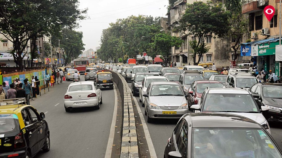 No entry for heavy vehicles and Pvt buses for 17 hours on South Mumbai roads