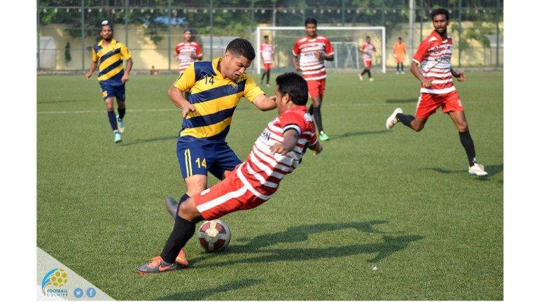 एमडीएफए फुटबॉल लीगमध्ये कर्नाटक एसएचा विजय