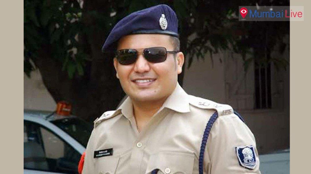 Shivdeep Lande joins Maharashtra police