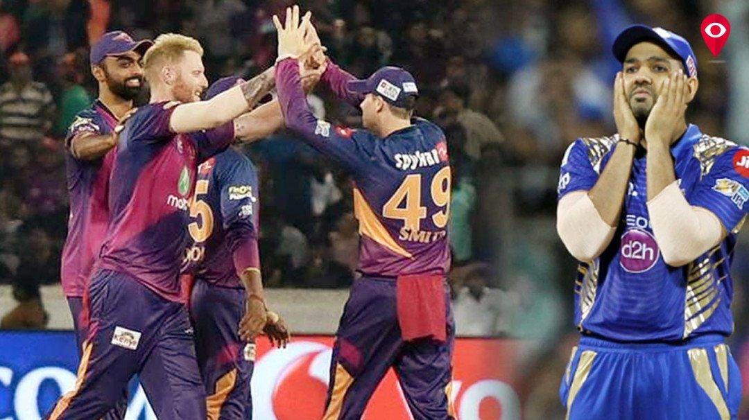 IPL 10 : फिर पुणे के सामने नतमस्तक हुई मुंबई इंडियन्स