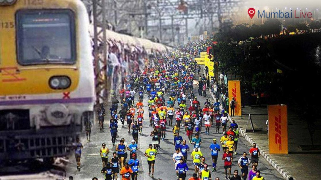 14th Mumbai Marathon begins