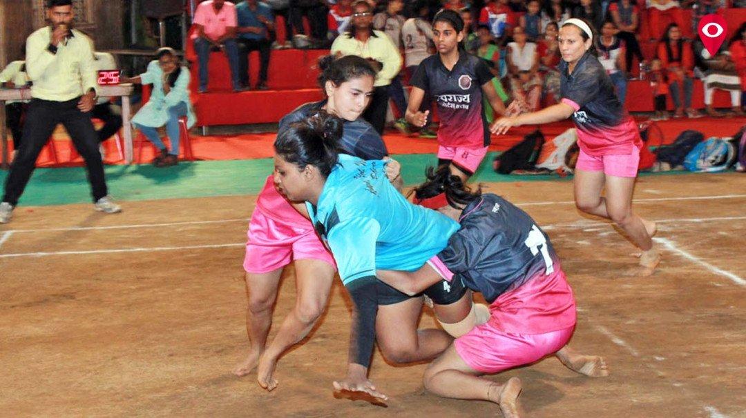 मंबई उपनगरच्या निकिता उतेकर ठरली उत्कृष्ट खेळाडू