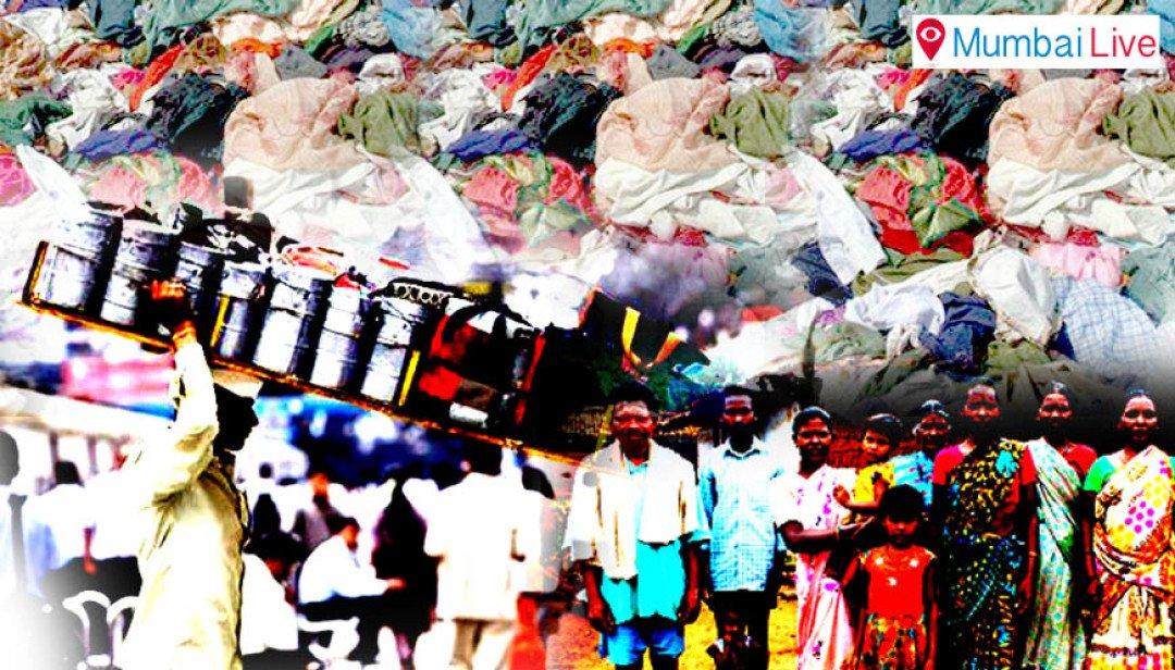 Dabbawallas turn good Samaritans for Adivasis