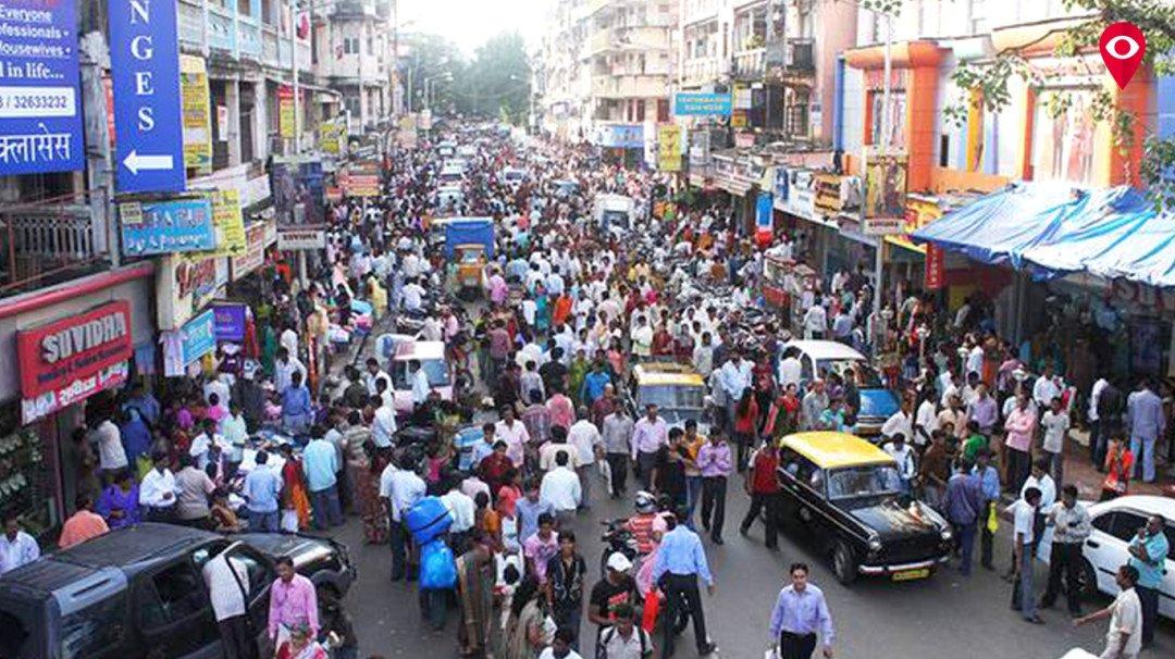 मुंबईतली गर्दी जगात दुसऱ्या क्रमांकाची