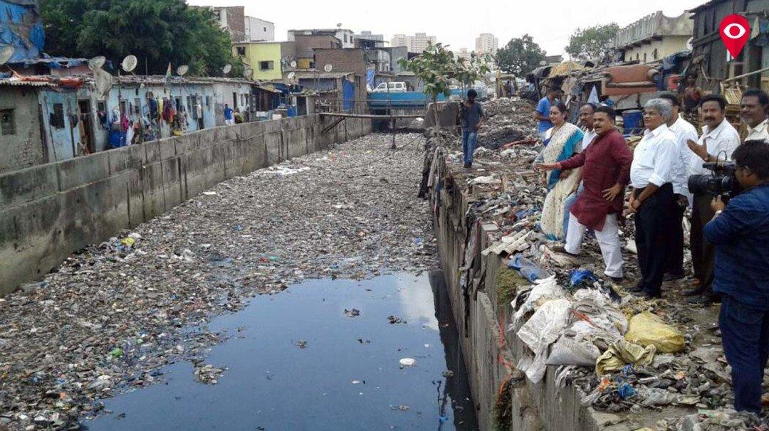 मुंबई बुडणारच - संजय निरूपम