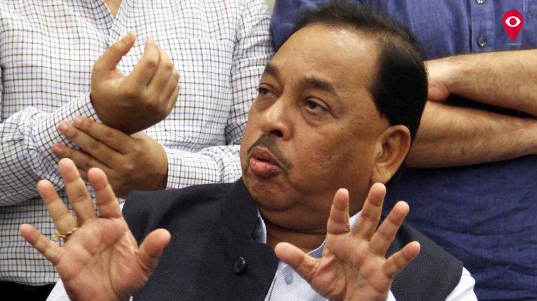 Rane at it again: Criticises own party along with Sena