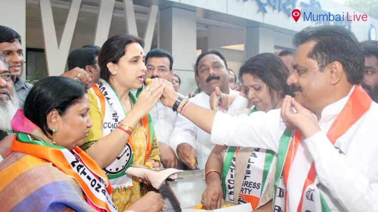 Padma Vibhushan for Sharad Pawar