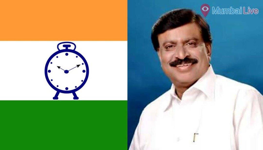 एनसीपी नेता सुरेश पाटील का निधन !