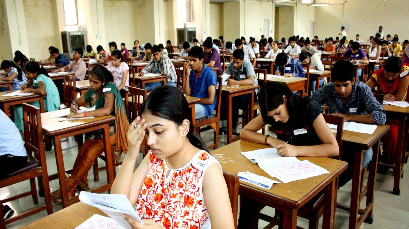 ICSE lowers passing marks for Board Examinations