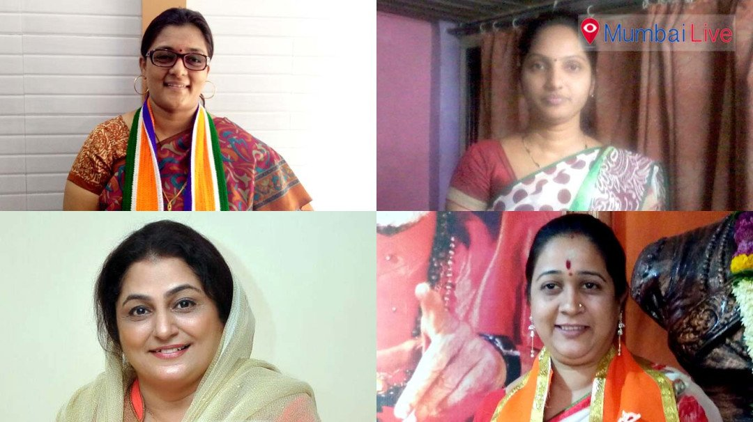 Corporators field wives in poll fray