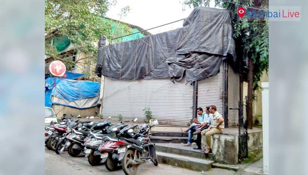 Will BMC raze corporator's illegal structure?