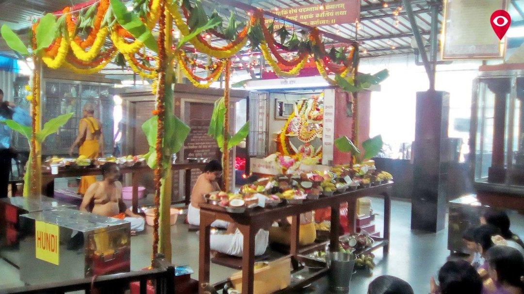 वडाळ्याच्या राम मंदिरात नागपंचमीचा उत्सव