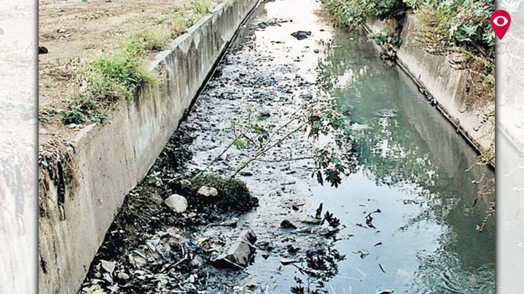 Contractors snub nullah cleaning