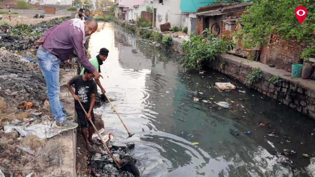 BMC to spend Rs 103 cr on nullah cleaning this year