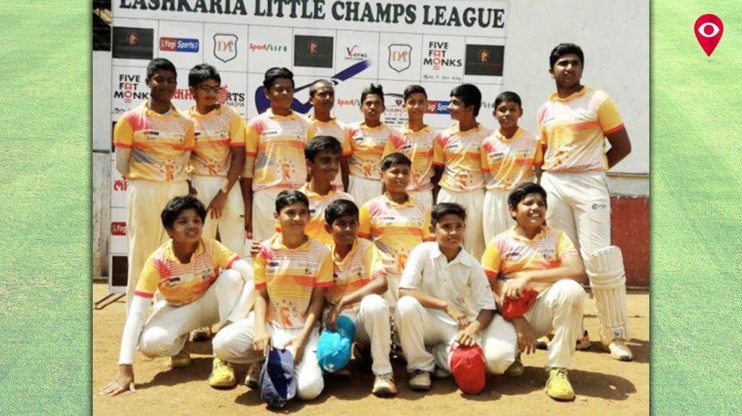 नमन पय्याडे, एमआयजी स्पोर्टस् क्लब, ऑलिम्पिया स्पोर्टस् विजयी