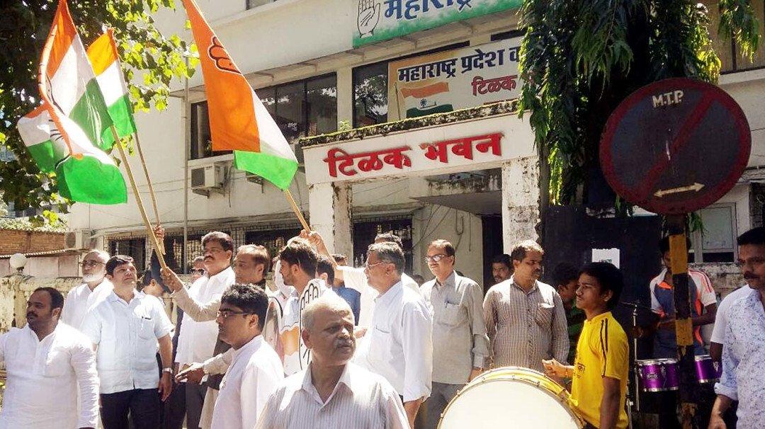 बाहुबली साबित हुई कांग्रेस, नांदेड़ मनपा चुनाव में भारी बहुमत से जीती