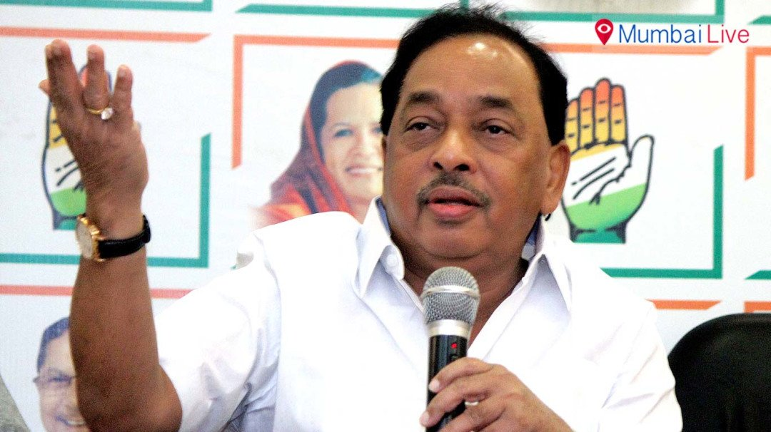 Rane claims Congress conspiracy against him