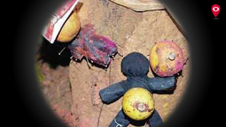 Darshini's death points towards human sacrifice in cosmo city?