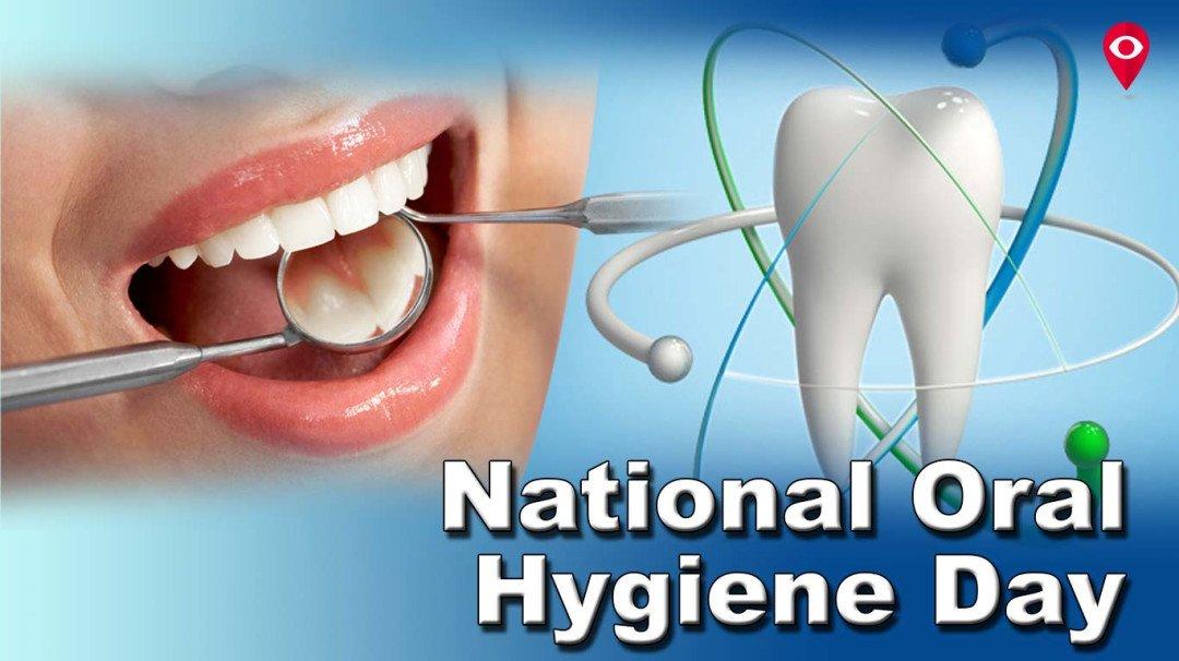 India celebrates 'Oral Hygiene Day'
