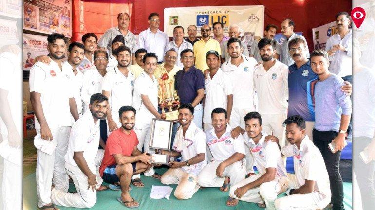 नॅशनल क्रिकेट क्लबला विजेतेपद