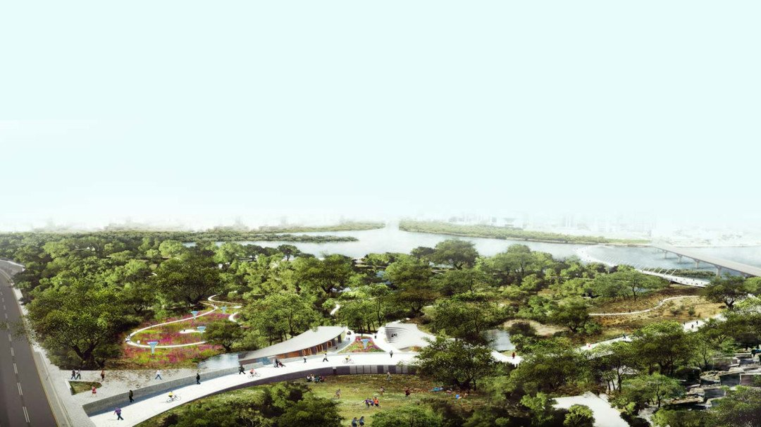 Make over of Nature Park gathers speed