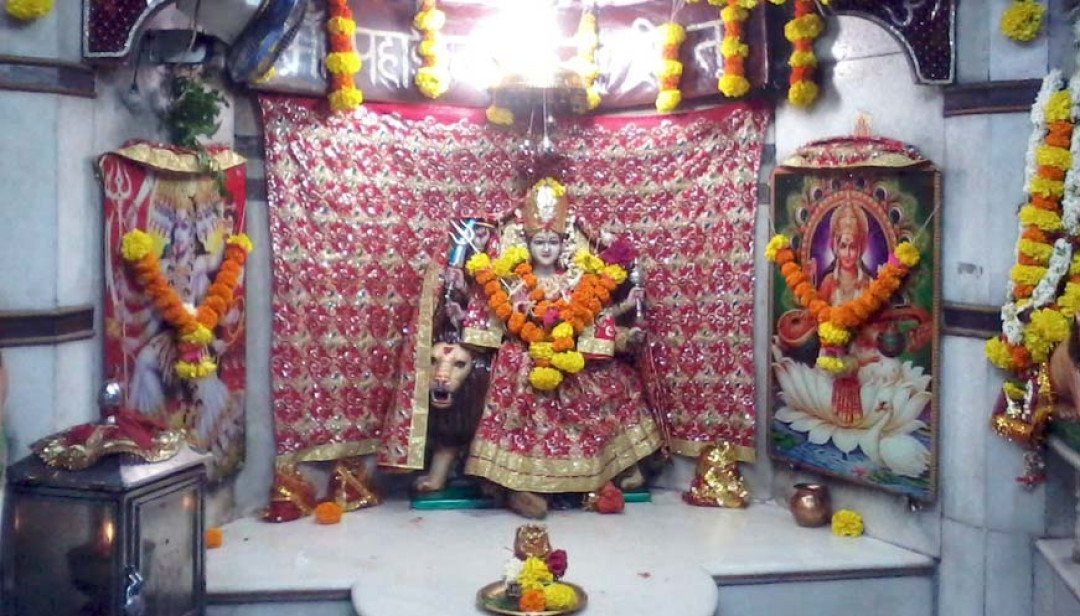 Sardar Nagar welcomes Goddess Durga