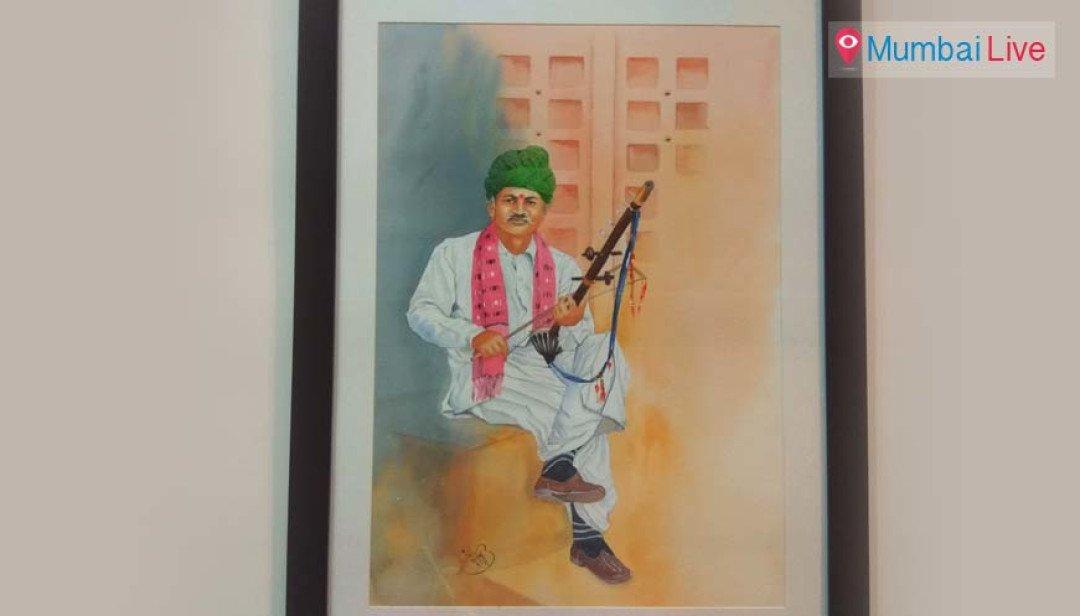 Rajasthan comes visiting at Nehru Centre