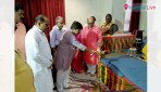 BJP organises Diwali Pahat at Nancy Colony