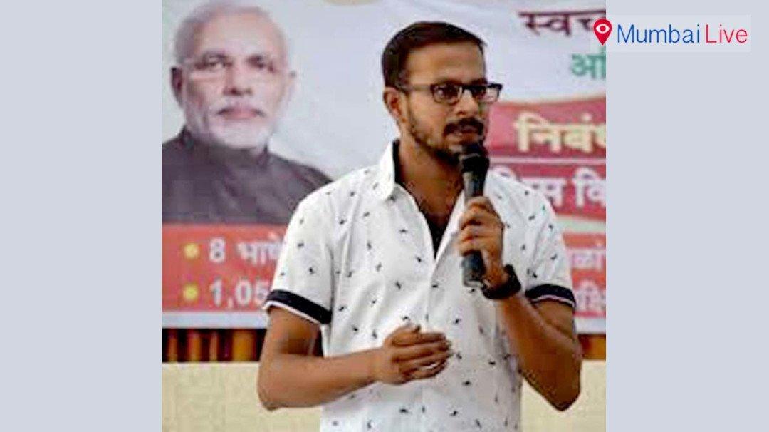 बीजेपी के इस नेता के बेटे की राजनीति में एंट्री