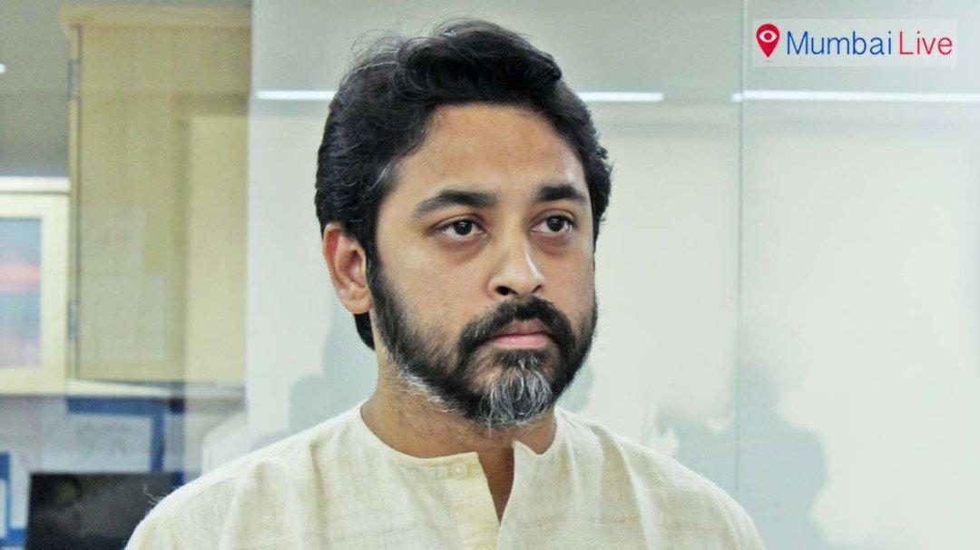 Nilesh Rane quits from MPCC general secretary post