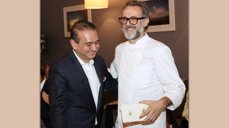 Three-Michelin-star chef Massimo Bottura treats celebs at CNT's Hot Tables culinary series