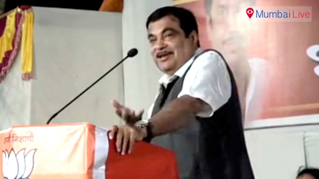 Shiv Sena functions on 'percentage' money- Gadkari