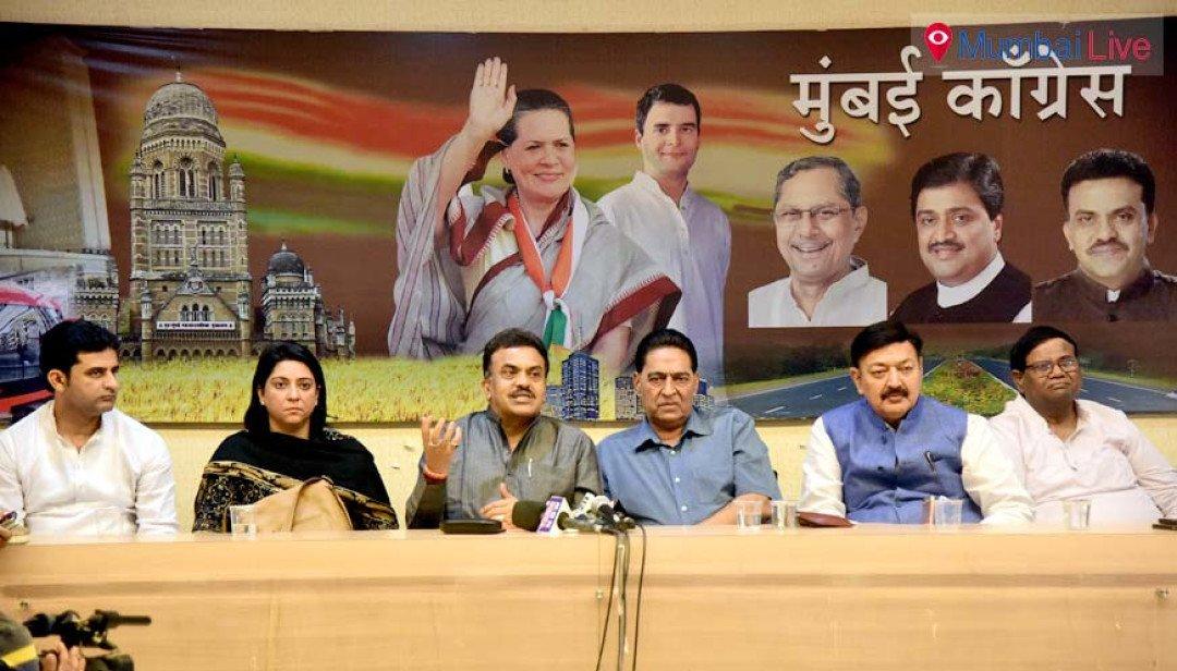 Congress Morcha on Saturday