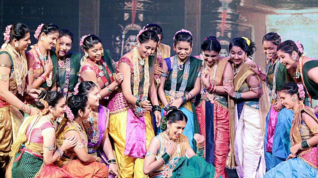 'नृत्य-सजीव गीतरामायणा'ने रसिकांना घातली मोहिनी
