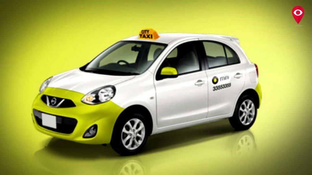 OLA cab driver allegedly harasses female passenger