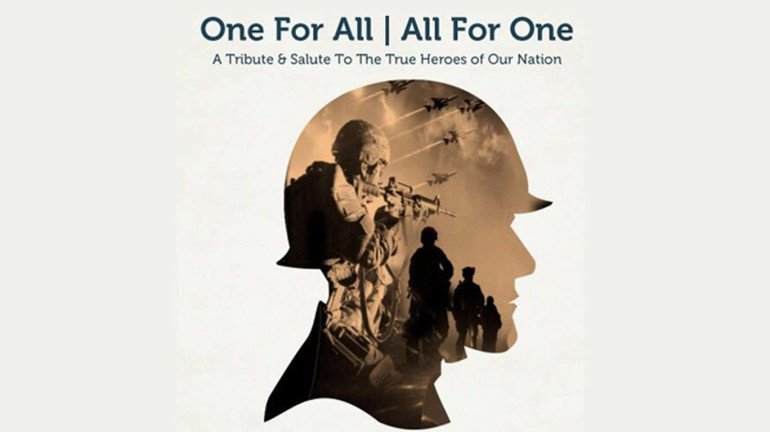 Atharva Foundation announces 'One for all, all for one' as a tribute to soldiers